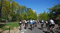 Tour in bici del Central Park in francese, New York, Tour in bici e mountain bike