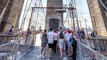 Visita a pie guiada por el Puente de Brooklyn, Nueva York, Excursiones a pie