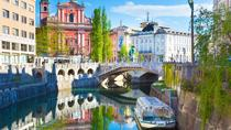 Full-Day Private Tour: Ljubljana and Bled from Zagreb, Zagreb, Private Day Trips