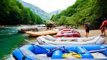 Montenegro White-Water Rafting Day Trip from Dubrovnik, Dubrovnik, Private Sightseeing Tours