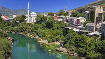 Private Transfer: Dubrovnik Hotels or Airport to Mostar, Medjugorje and Sarajevo in Bosnia and...