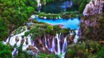 Split to Zagreb with Plitvice Lakes Tour, Split