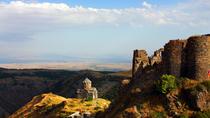 Day Trip to Hovhannavank Saghmosavank Alphabet Monument Amberd, Wine Factory, Yerevan, Day Trips
