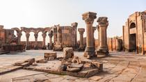Day trip to Zvartnots, Echmiadzin Cathedral and Museum,St Hripsime, master class of Dolma and...