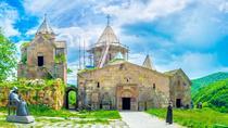 Day trip:Tsagkhadzor(Kecharis), Dilijan,Geological Museum, Goshavank,Sevan,lunch, Yerevan, Day Trips