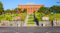 Yerevan city tour Genocide Memorial Parajanov house-museum Ararat Brandy Factory, Yerevan, Day Trips
