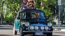 Ancient Tour of Rome by Mini Vintage Car with Aperitive, Rome, Classic Car Tours