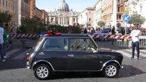 Tour of the Most Beautiful Churches by Mini Vintage Cabriolet, Rome, null
