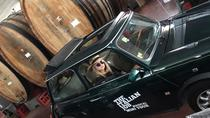 Winery&Ancient Highlights Tour in Mini Cabriolet in Roman Castle with wine testing and lunch, Rome, ...