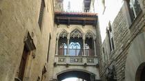 Stories and Legends of the Gothic Quarter Walking Tour, Barcelona, Bike & Mountain Bike Tours