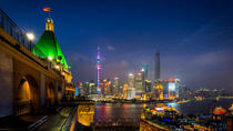 Private Shanghai Riverside Night Walk including Bund & ferry to Lujiazui Pudong, Shanghai, Ferry ...