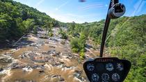 Scenic Helicopter Tour of Six Flags and Sweetwater Creek Park, Atlanta, Helicopter Tours