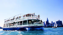 Lake Michigan Sightseeing Cruise, Chicago, Hop-on Hop-off Tours