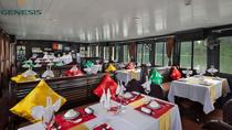 Halong Bay Luxury Day Tour with premium transport