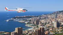 French Riviera Scenic Helicopter Tour from Monaco, Monaco, Private Sightseeing Tours
