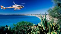 Scenic Helicopter Tour from Nice, Nice, Segway Tours