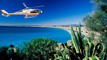 Smuk helikoptertur fra Nice, Nice, Helicopter Tours