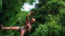 ATV - Zip Line - Cenote SGL Combo Boca del Puma, Playa del Carmen, 4WD, ATV & Off-Road Tours