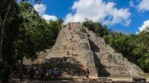 Coba, Cenote, Tulum and Playa del Carmen Tour from Mayan Riviera, Playa del Carmen, Cultural Tours