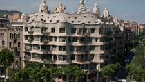 Sla de wachtrij over: audiotour door La Pedrera van Gaudí in Barcelona, Barcelona