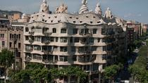 Sla de wachtrij over: audiotour door La Pedrera van Gaudí in Barcelona, Barcelona, ...