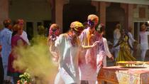 Celebrate Holi with an Indian Family in Jaipur, Jaipur, Historical & Heritage Tours