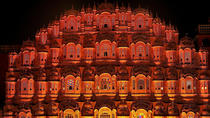 Evening Excursion: Guided Jaipur Sightseeing including Dinner and Folk Dance Performance, Jaipur, ...