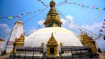 Full Day Private Sightseeing Kathmandu tour with visit to Swayambhunath Stupa and Budhanilkantha, ...