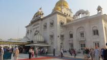 Half-Day Connaught Place Tour Including Hanuman Temple, Bangla Sahib and India Gate, New Delhi, null