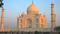 Historical Agra Day Tour: Taj Mahal Sunrise, Agra Fort and Baby Taj, Agra, Half-day Tours