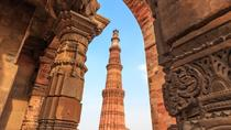 Private Delhi Tour: Lotus Temple, Qutub Minar and Dilli Haat, New Delhi, Day Trips