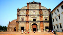 Private Portuguese Heritage Tour: Se Cathedral, Basilica of Bom Jesus and Dona Paula Beach in Goa, ...