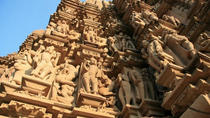 Private Tour: Full-Day City Tour with Yoga and Kandariya Dance Show from Khajuraho, Khajuraho, ...