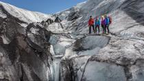 90-minute Glacier Hike on Sólheimajökull Glacier, South Iceland, Hiking & Camping