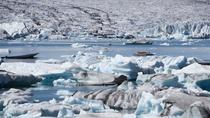 Glacier Hike and Glacier Lagoon Boat Ride in Skaftafell, スカフタフェットル
