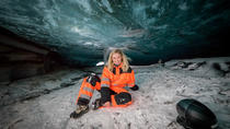 Glacier Snowmobiling and Ice Cave Tour from Reykjavik, Reykjavik, Day Trips