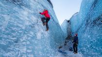 Small-Group Glacier Hiking and Ice Climbing Adventure on Solheimajokull Glacier from Reykjavik, ...