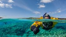 Small group Snorkeling adventure in the crystal clear waters of Silfra from Reykjavik , Reykjavik, ...