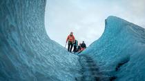 Small Group Solheimajokull Blue Glacier Adventure, Reykjavik, 4WD, ATV & Off-Road Tours