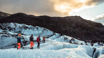 Small-Group South Coast Day Trip with Glacier Hike on Sólheimajökull Glacier from Reykjavik, ...