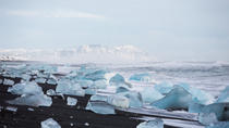 Small Group South Coast, Glacier Lagoon and Diamond Beach Adventure from Reykjavik