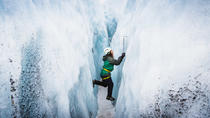 Small Group Vatnajokull Glacier Hiking and Ice Climbing Experience from Skaftafell National Park, ...