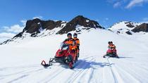 Snowmobiling on Langjökull Glacier with Pickup from Reykjavik, Reykjavik, Ski & Snow