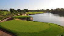 Championship Course 18 holes Designed for Robert Trent Jones II morning tee time, Tulum, Golf Tours ...