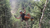Rocky Mountain Zipline Adventure , Denver, Adrenaline & Extreme