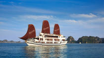 2-Day Halong Bay, Surprising Cave and Titop Island Cruise from Hanoi, Hanoi, Day Cruises