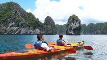 Ha Long 3-star cruise visit caves do kayaking by Limousine bus from Hanoi 2 days, Hanoi, Day Cruises