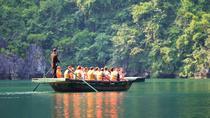Ha Long 3-star cruise visit caves do kayaking by Limousine bus from Hanoi 3 days, Hanoi, Day Cruises