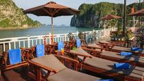 Ha Long Garden Bay Cruise 2 days 1 night visit Bai Tu Long Bay from Ha Noi, Hanoi, Day Cruises