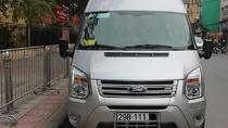 Hai Phong airport transfer to Halong Bay with private car 16 seat from Hai Phong, Halong Bay,...